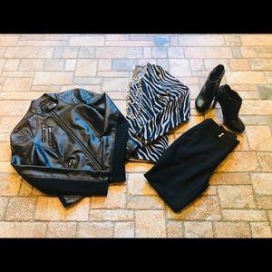 Non-Leather Jacket